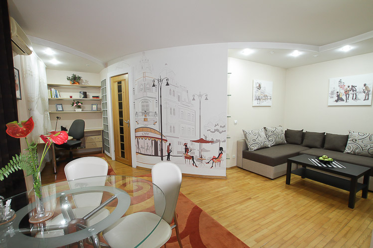 RENT APARTMENT IN CHISINAU CENTER